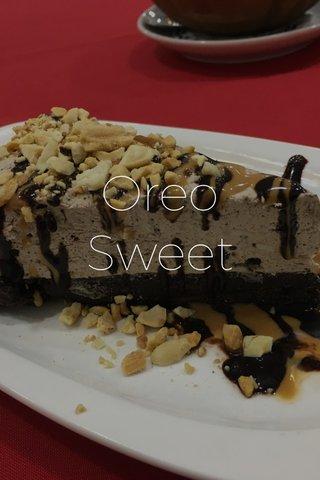 Oreo Sweet