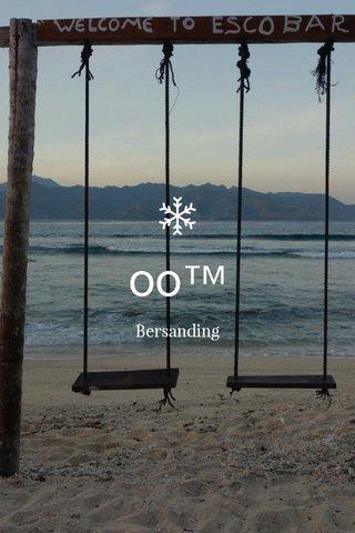 00™ Bersanding