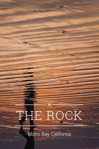 THE ROCK Morro Bay, California