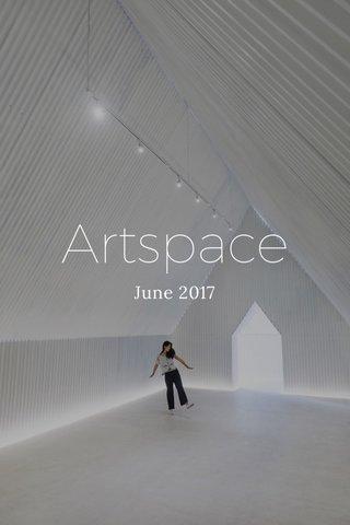 Artspace June 2017