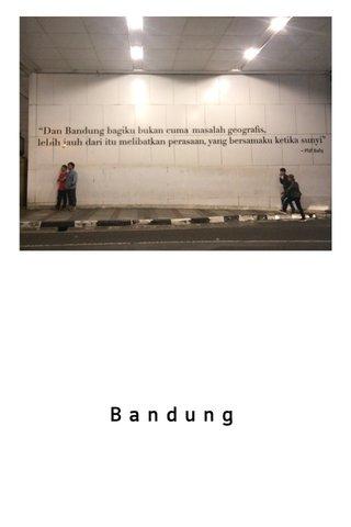 Bandung Bandung