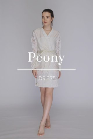 Peony IDR 375