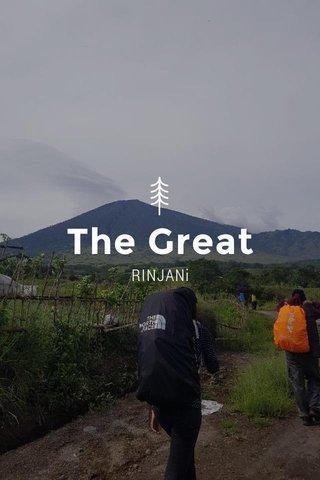 The Great RINJANi