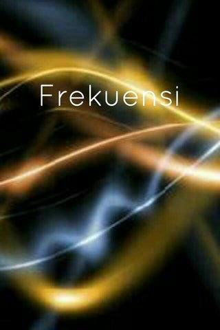 Frekuensi