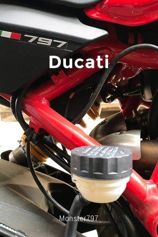 Ducati Monster797