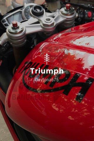 Triumph Daytona675