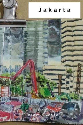 Jakarta Dalam Sketsa