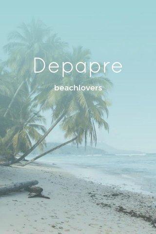 Depapre beachlovers
