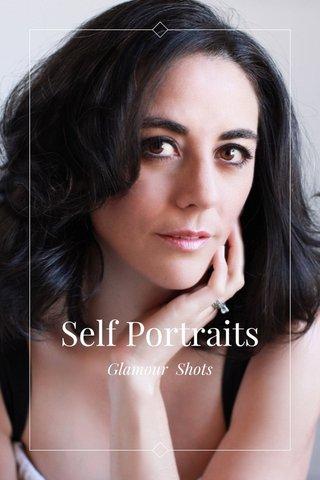 Self Portraits Glamour Shots