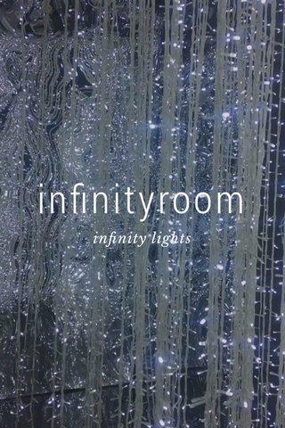 infinityroom infinity lights