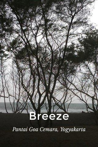 Breeze Pantai Goa Cemara, Yogyakarta