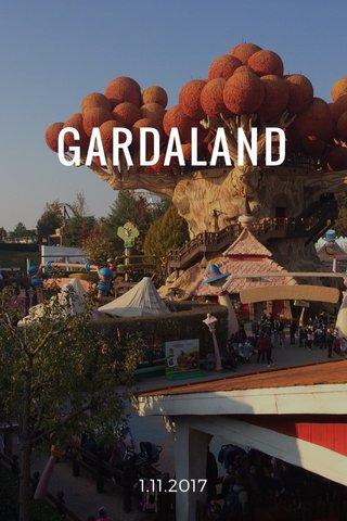 GARDALAND 1.11.2017