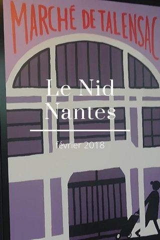 Le Nid Nantes février 2018