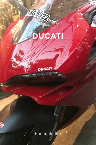 DUCATI Panagale959