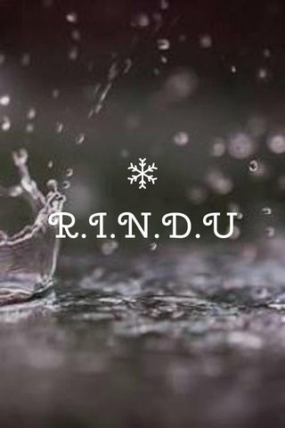 R.I.N.D.U