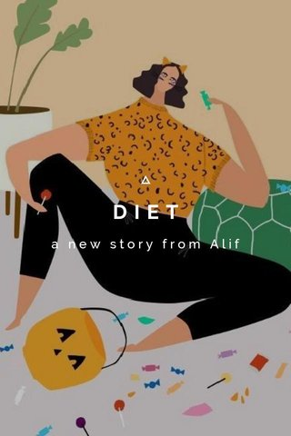 DIET a new story from Alif