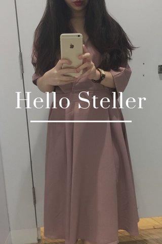 Hello Steller