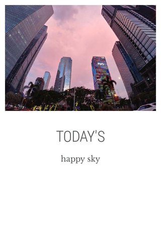 TODAY'S