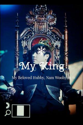 My King My Beloved Hubby, Nam Woohyun