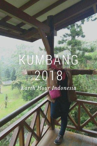 KUMBANG 2018 Earth Hour Indonesia