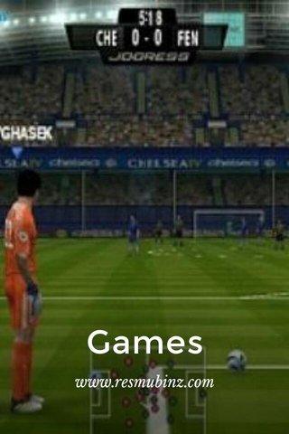 Games www.resmubinz.com