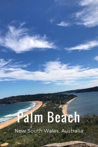 Palm Beach New South Wales, Australia