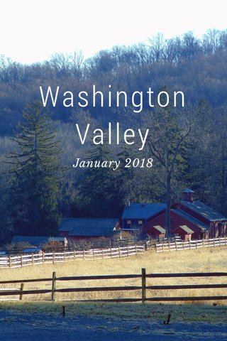 Washington Valley January 2018