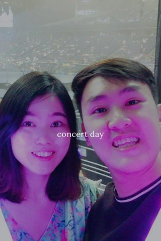 concert day