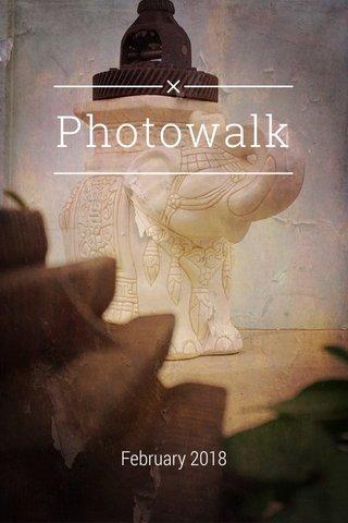Photowalk February 2018