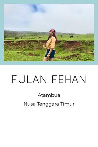 FULAN FEHAN