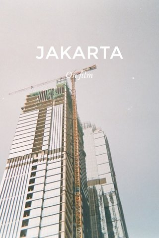 JAKARTA On film