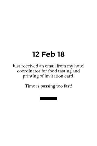 12 Feb 18