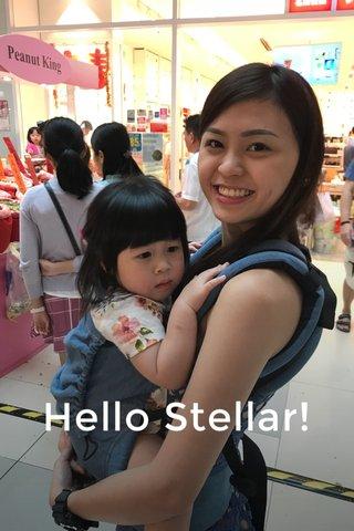 Hello Stellar!