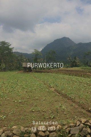 PURWOKERTO Baturaden 16-10-2017