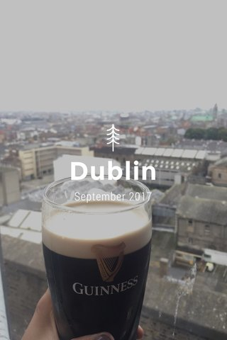 Dublin September 2017