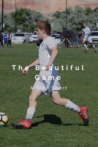 The Beautiful Game A True Sport