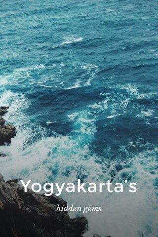 Yogyakarta's hidden gems