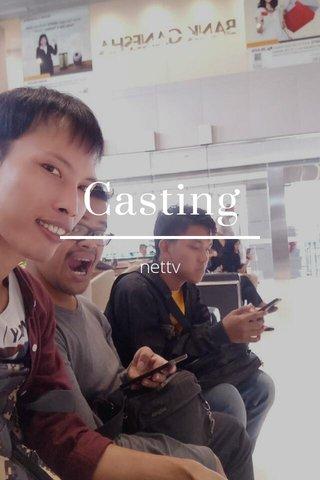 Casting nettv
