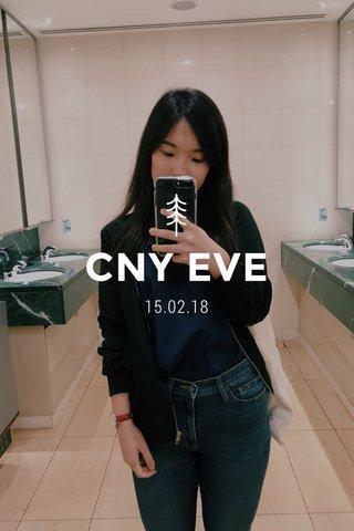 CNY EVE 15.02.18
