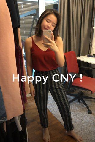 Happy CNY !