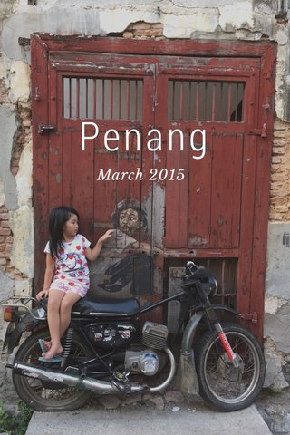 Penang March 2015