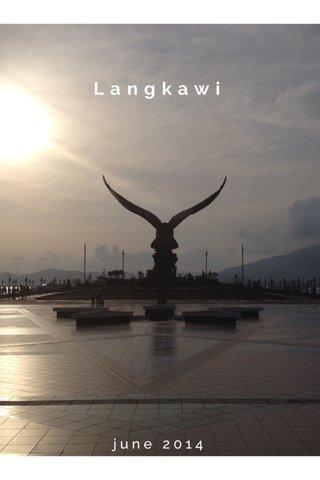 Langkawi june 2014