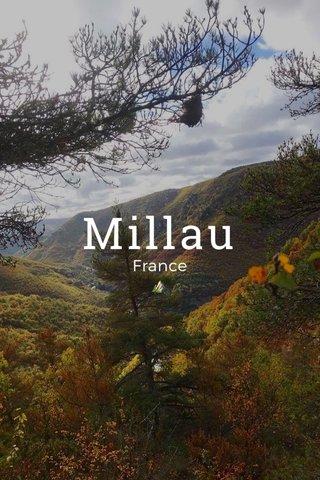 Millau France ⛰