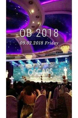 OB 2018 09.02.2018 Friday
