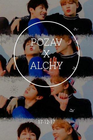 POZAV X ALCHY 17-12-17