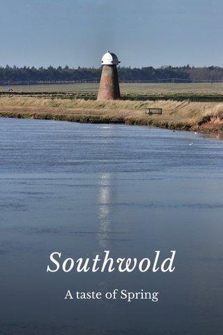 Southwold A taste of Spring