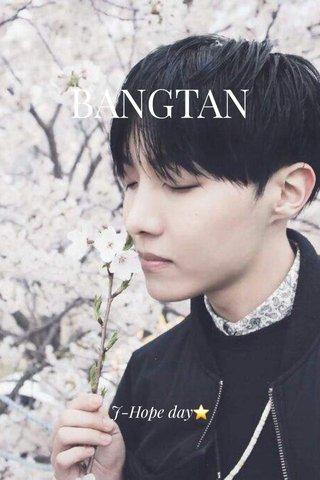 BANGTAN J-Hope day⭐️