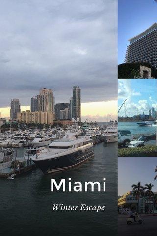 Miami Winter Escape