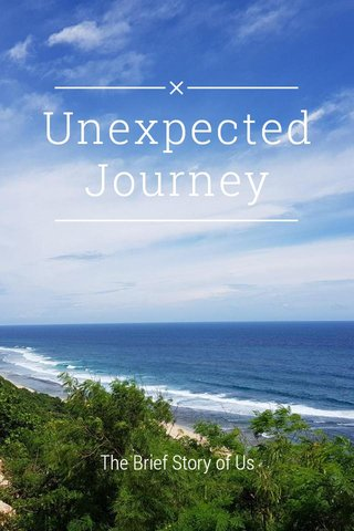 Unexpected Journey The Brief Story of Us