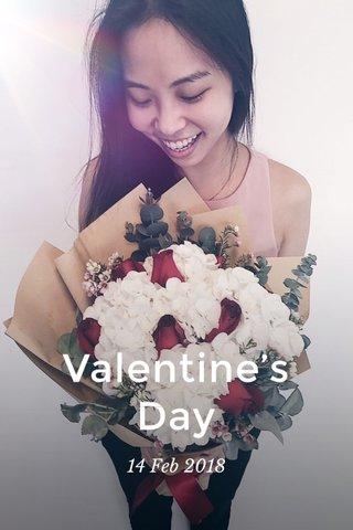 Valentine's Day 14 Feb 2018